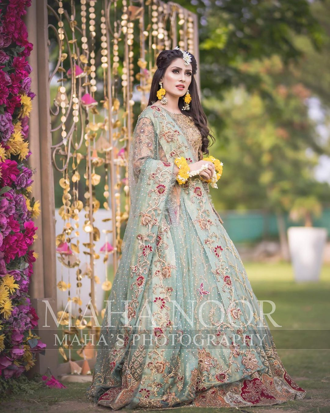 Ayeza Khan Bridal Photo Shoot 11