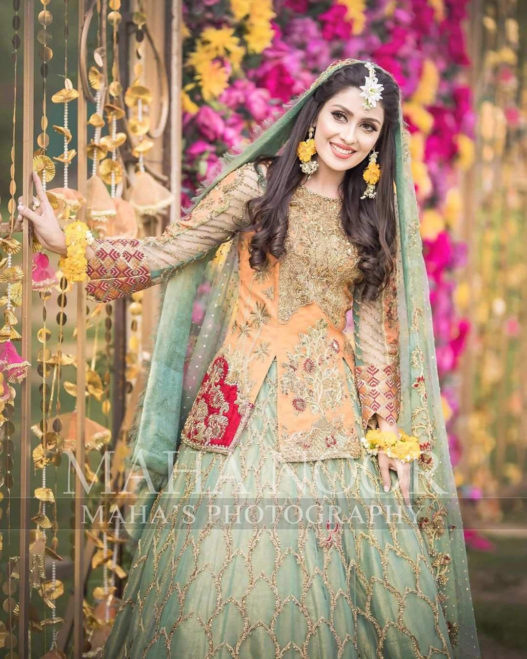 Ayeza Khan Bridal Photo Shoot 3