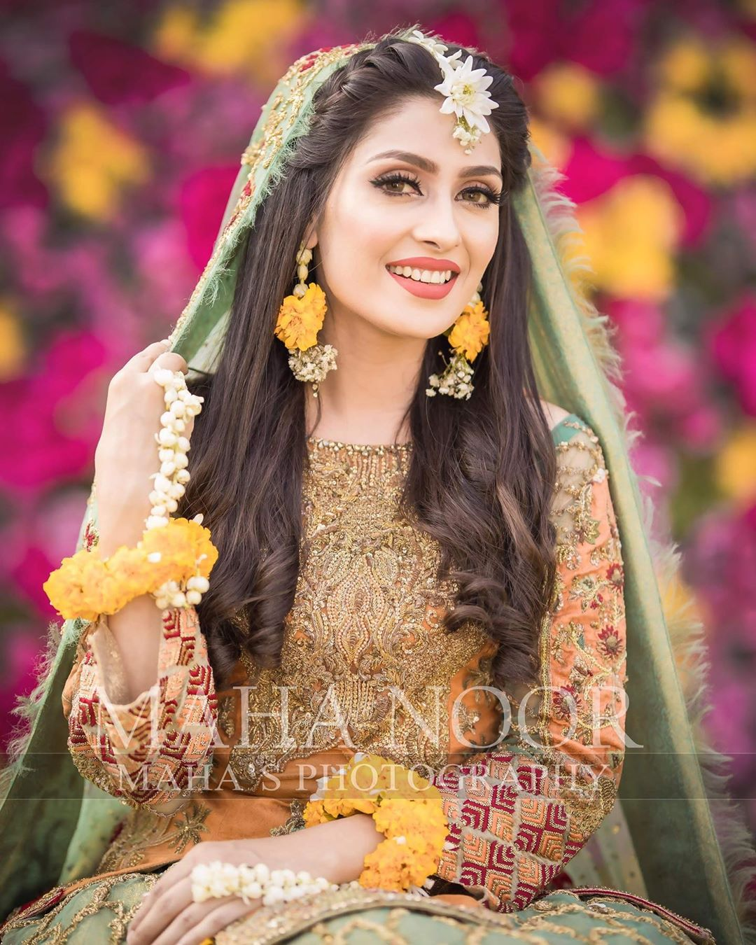 Ayeza Khan Bridal Photo Shoot 5