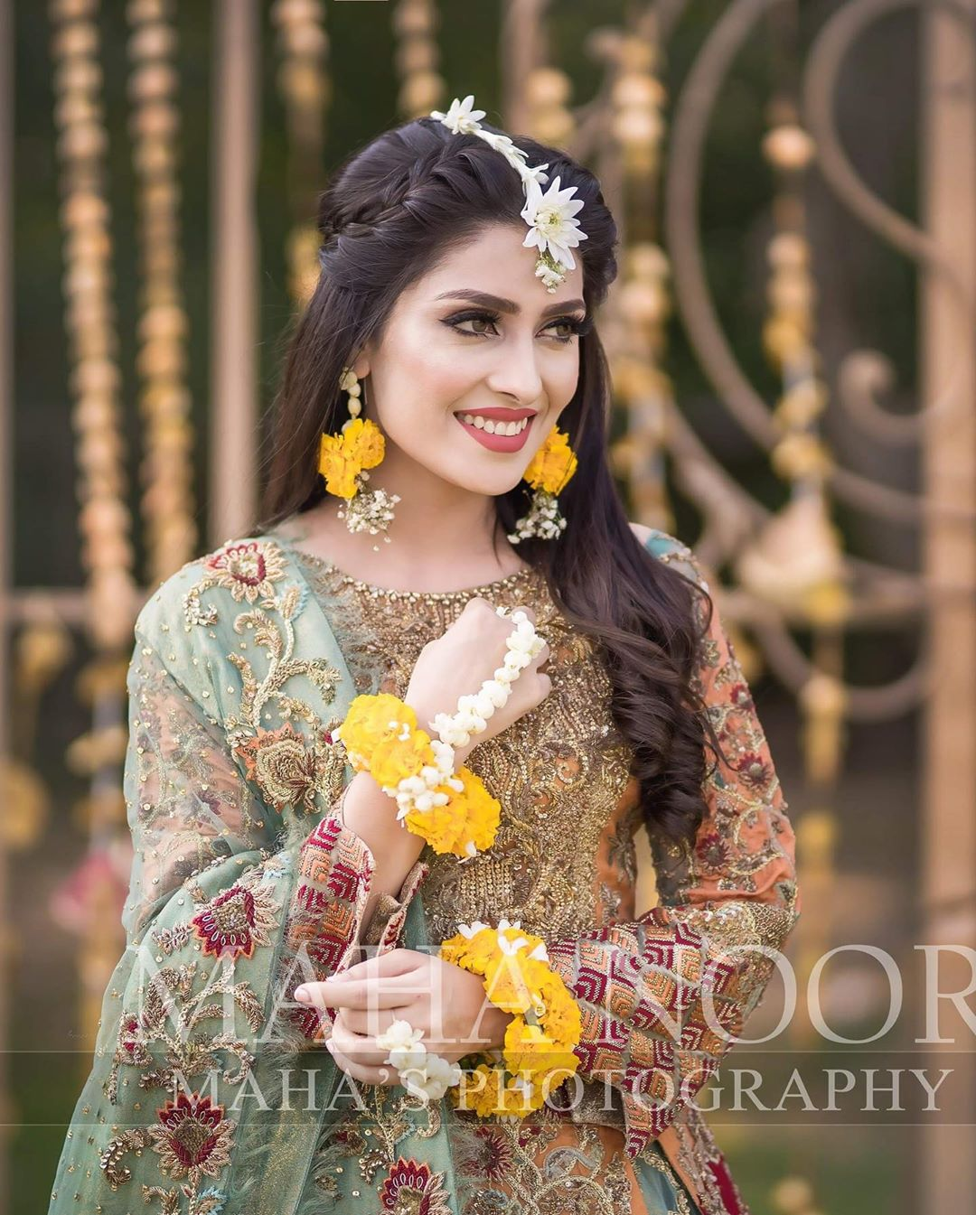 Ayeza Khan Bridal Photo Shoot 6