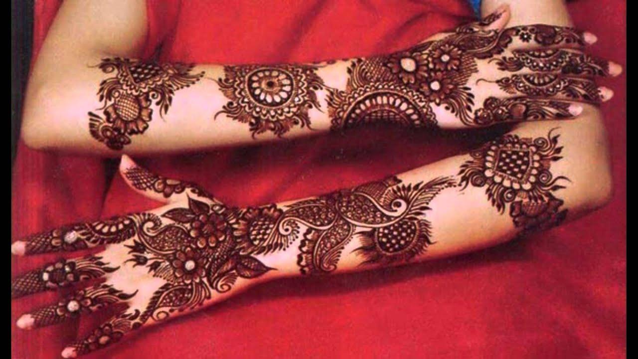 Bridal Mehndi Design 13