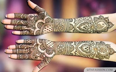 Bridal Mehndi Design 26