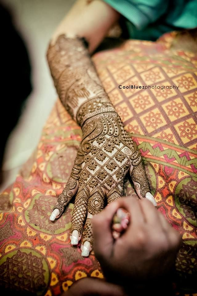 Bridal Mehndi Design 32