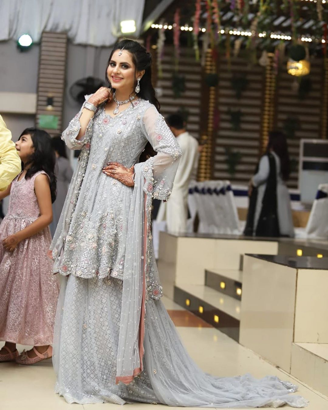 Fatima Effendi Kanwar Arsalan Spotted at recent wedding event 1