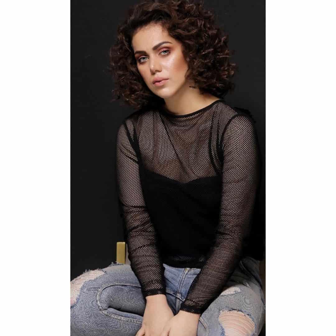 Beautiful Clicks of Gorgeous Actress Ghana Ali