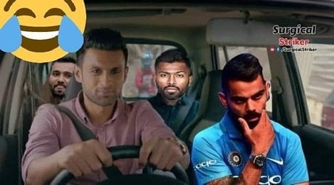 India Vs New Zealand Worldcup 2019 Memes (1)