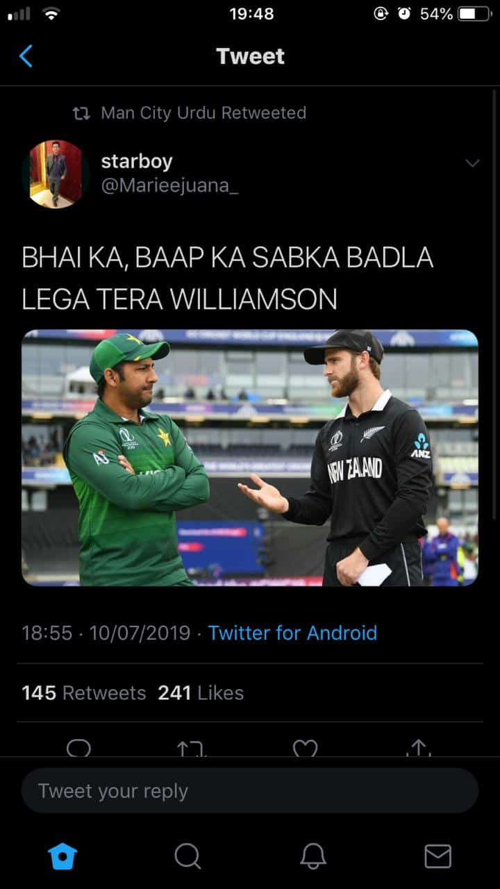 India Vs New Zealand Worldcup 2019 Memes (17)
