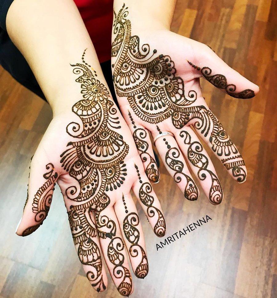 Indian Mehndi Design 2