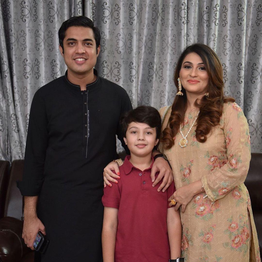 Iqrar Ul Hassan Celebrates Birthday of his son Pehlaaj Hasaan 7