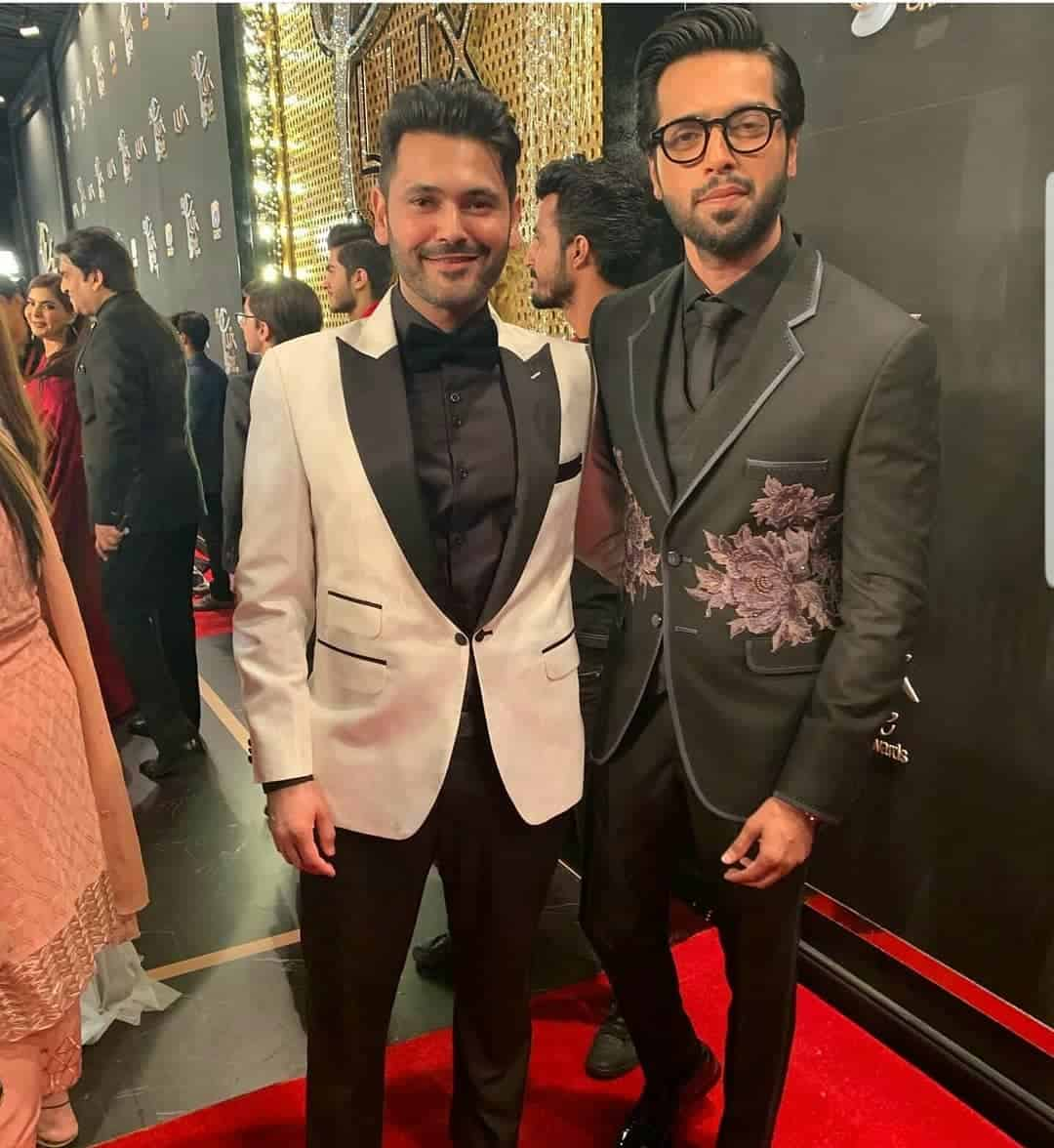 Pakistani Celebrities at Lux Style Awards 2019