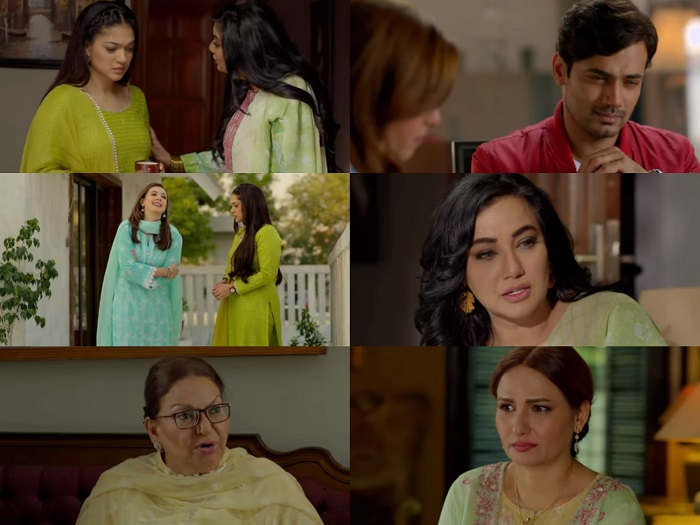 Mein Na Janoo Episode 1 Story Review - Clichéd & Unappealing