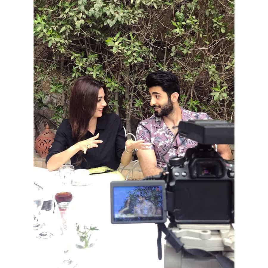 Latest Pictures of Maya Ali & Sheheryar Munawar
