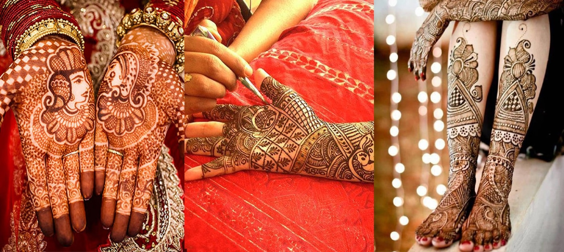 Meaningful Bridal Mehndi Design 8