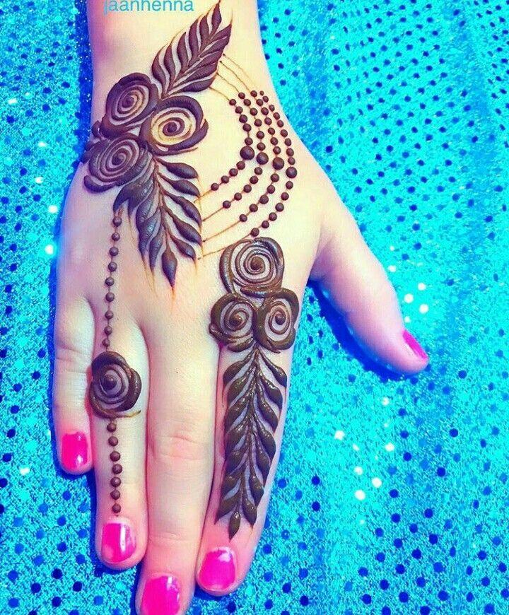 Ornamental mehndi designs 11