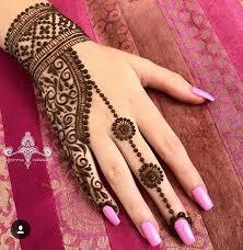 Ornamental mehndi designs 5