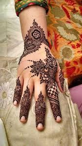 Pakistani Mehndi Design 13