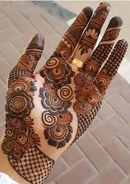 Pakistani Mehndi Design 6