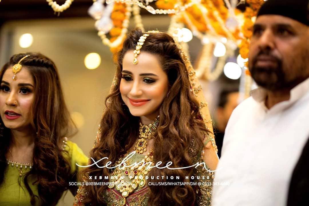 Saniya Shamshad Mehndi Pictures 12