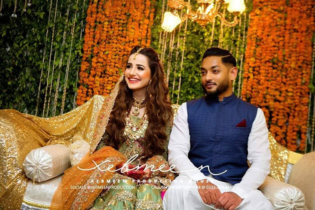 Saniya Shamshad Mehndi Pictures 13