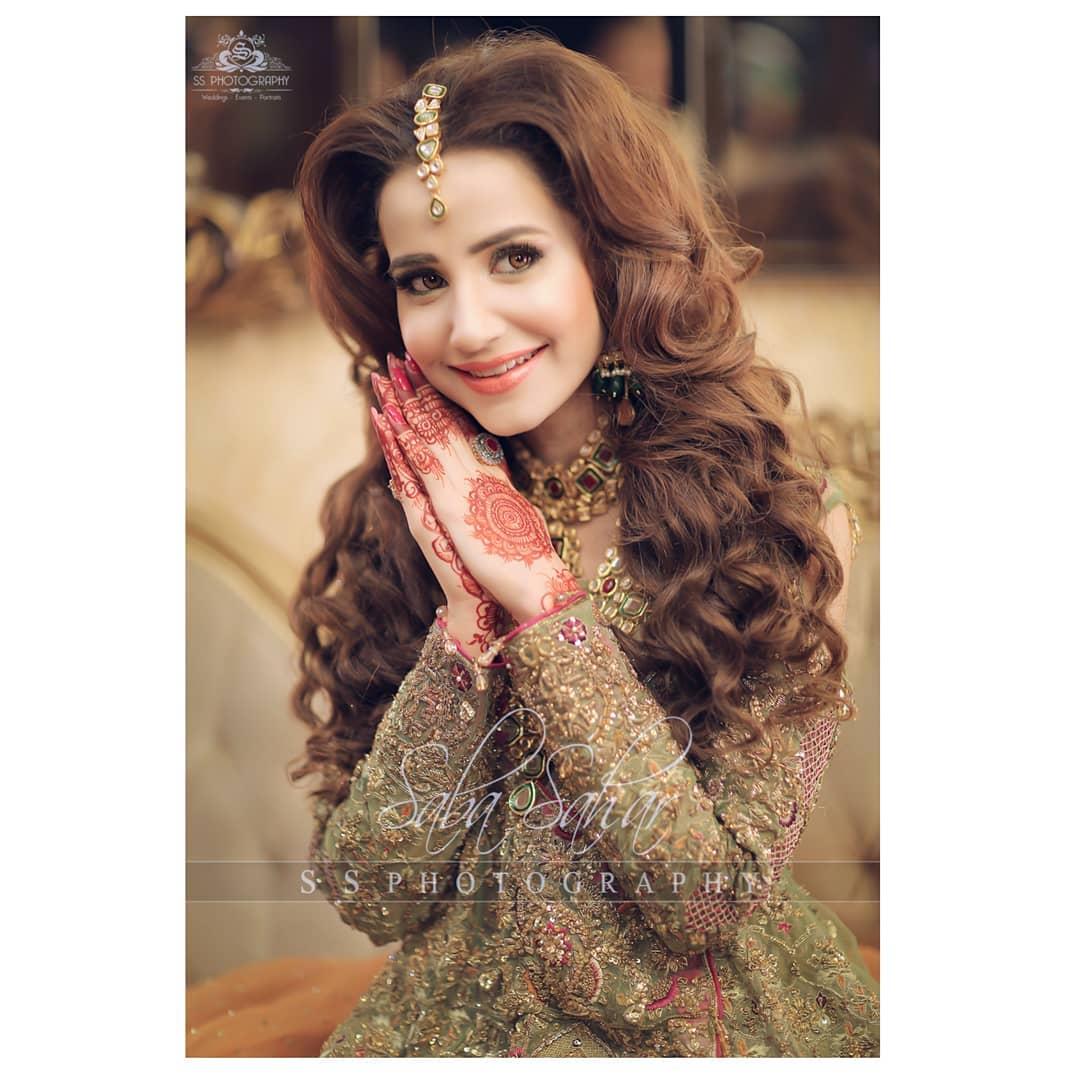 Saniya Shamshad Mehndi Pictures 2
