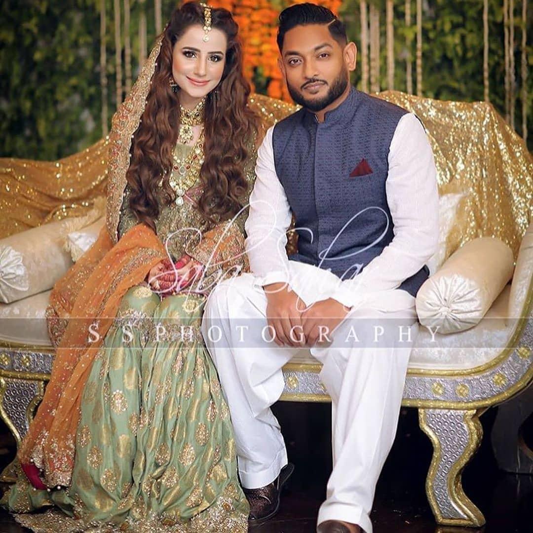 Saniya Shamshad Mehndi Pictures 4