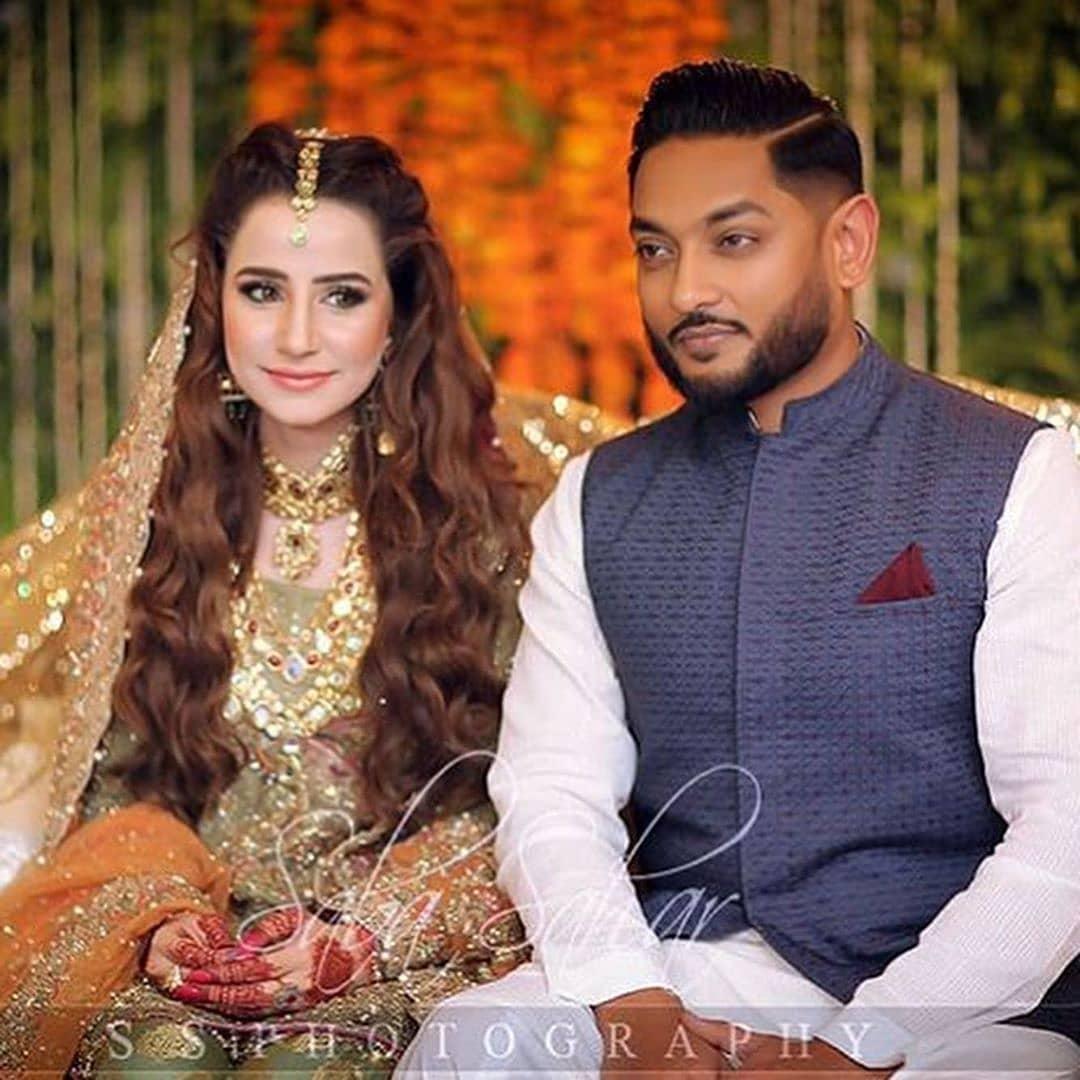 Saniya Shamshad Mehndi Pictures 6