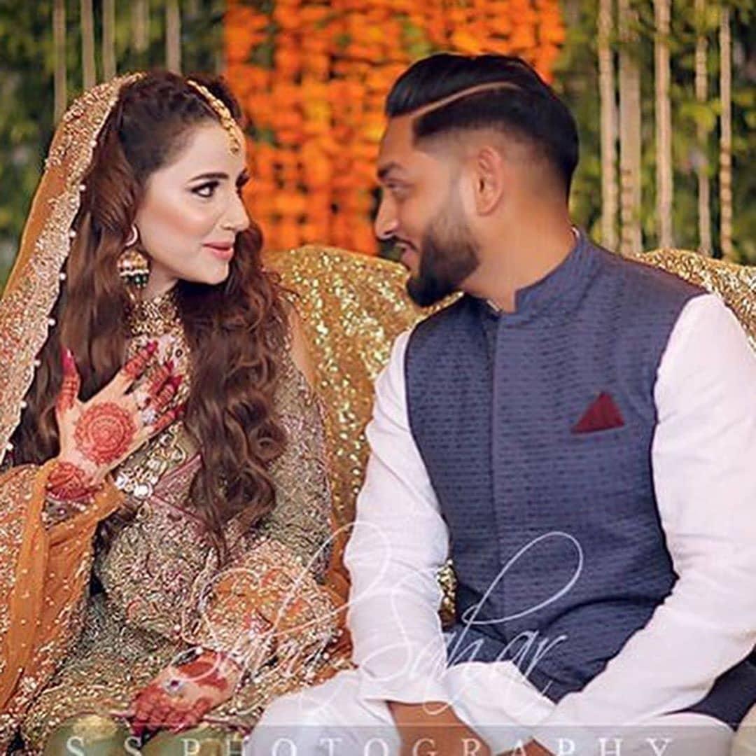Saniya Shamshad Mehndi Pictures 8