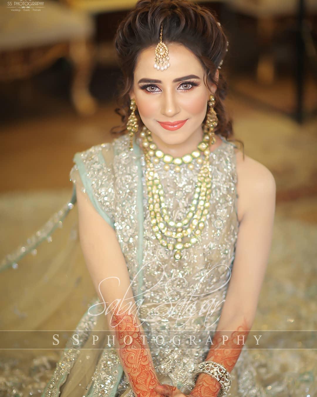 Saniya Shamshad Valima 1