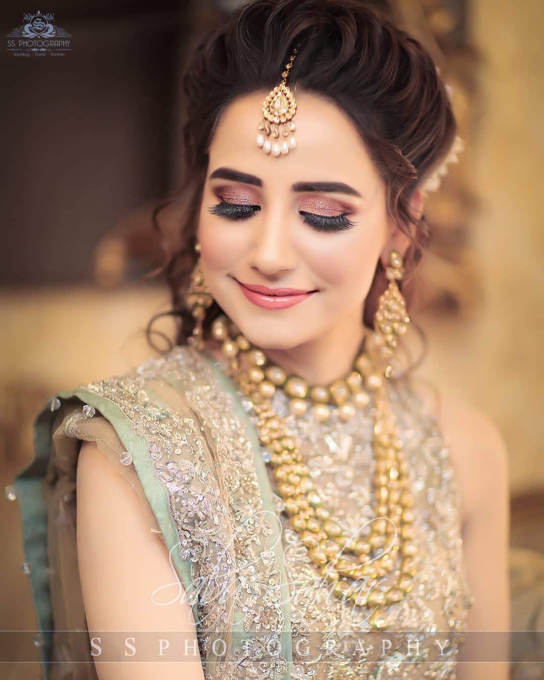 Saniya Shamshad Valima 12