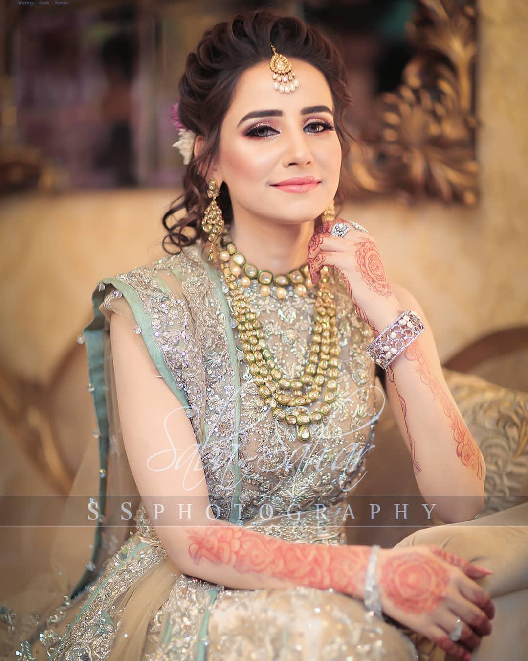 Saniya Shamshad Valima 13