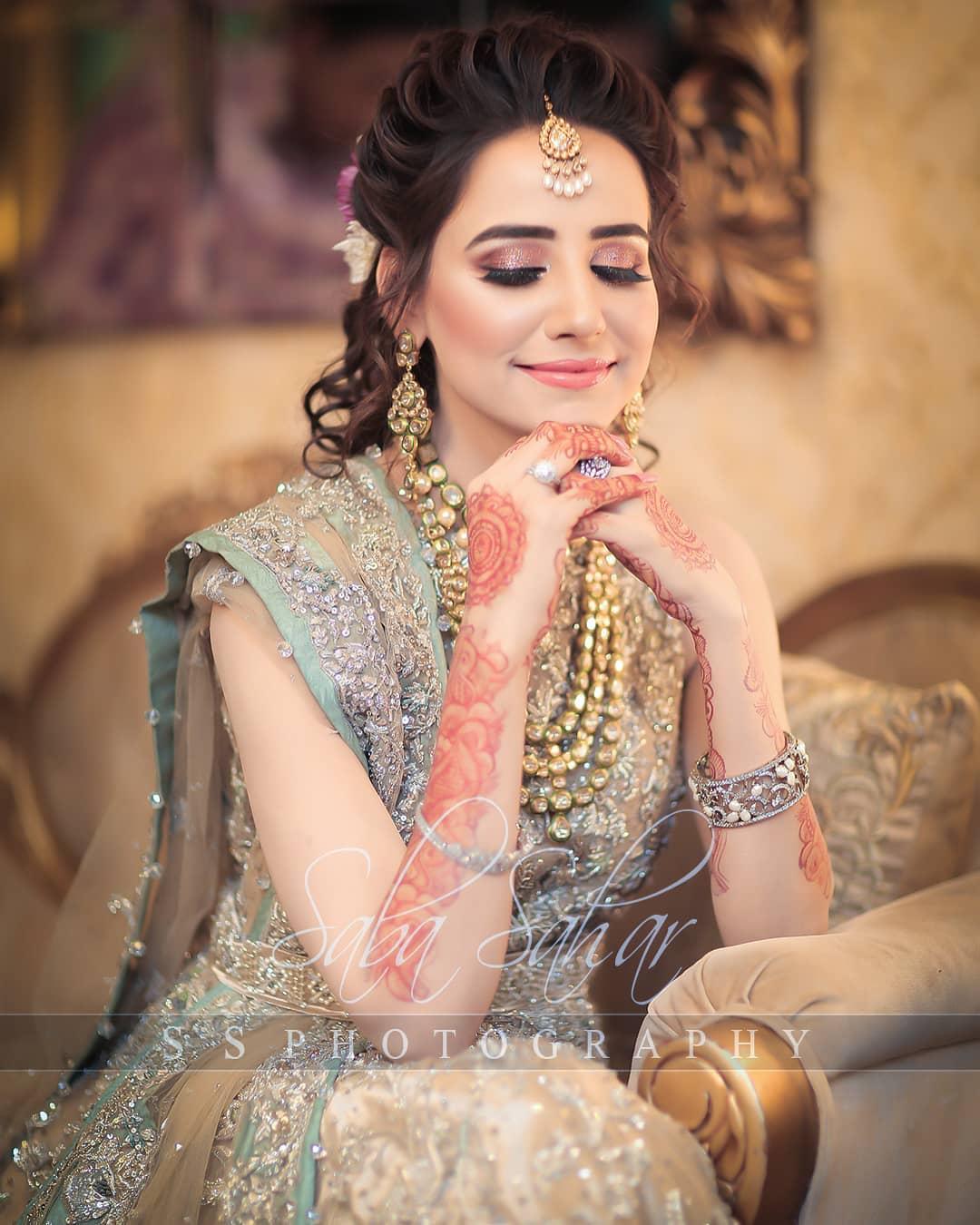 Saniya Shamshad Valima 14