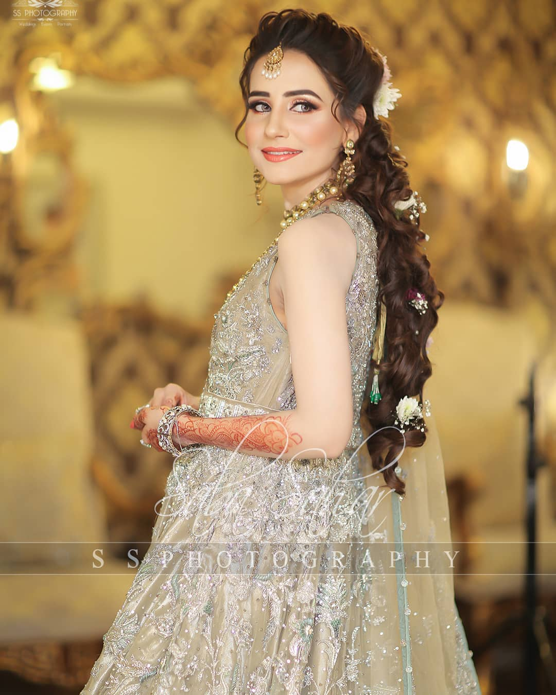 Saniya Shamshad Valima 2