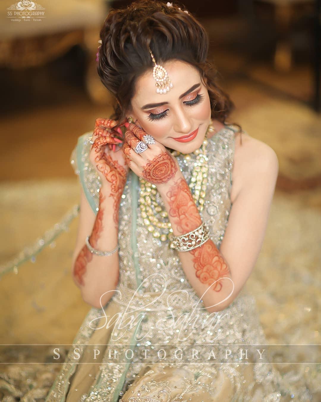 Saniya Shamshad Valima 3