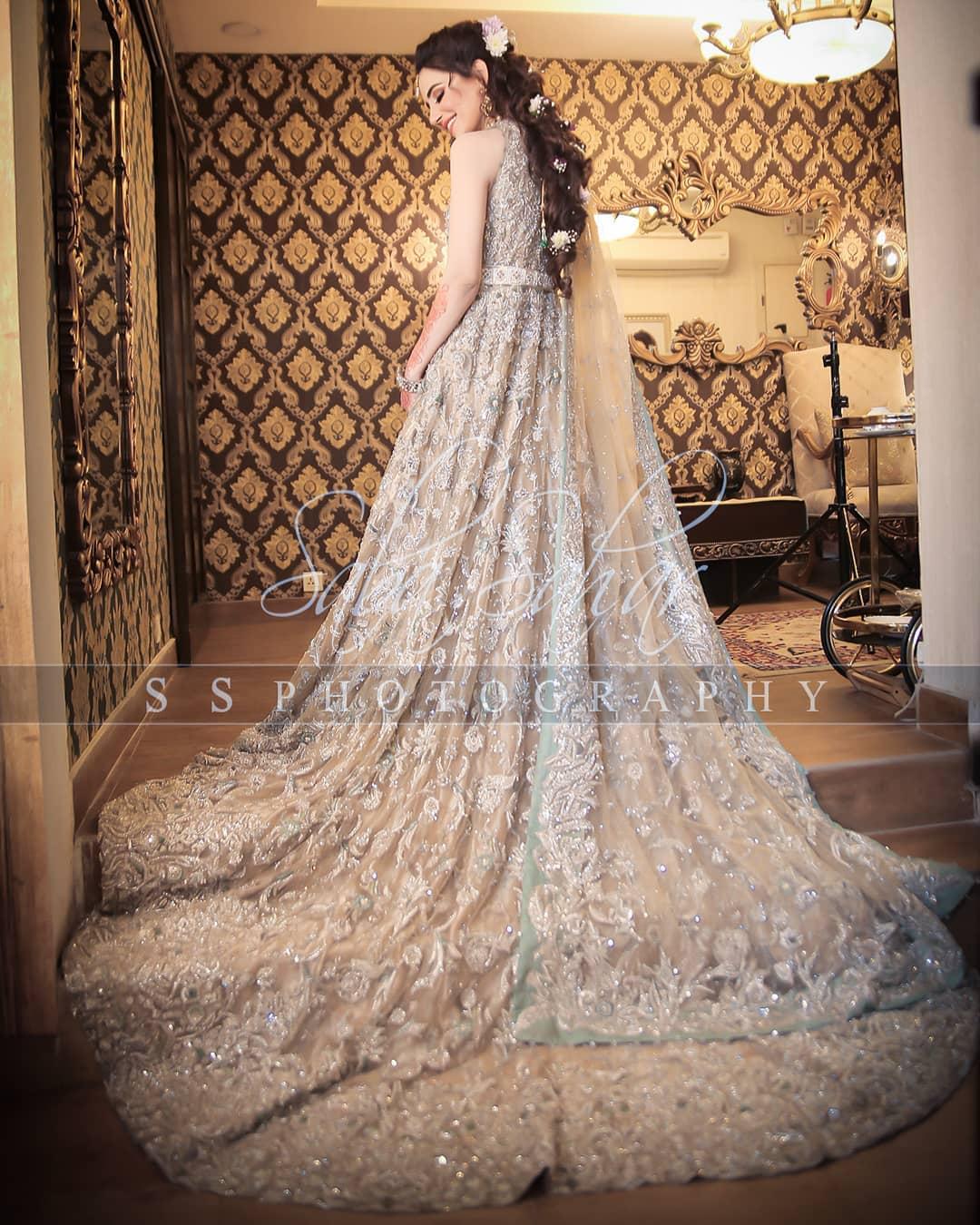 Saniya Shamshad Valima 9