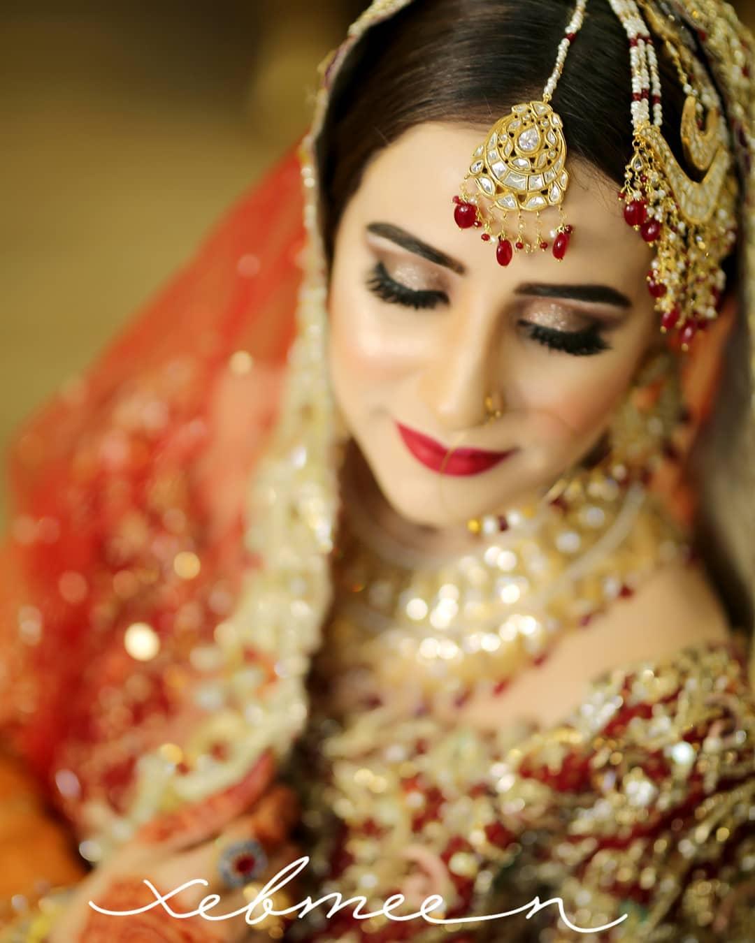 Saniya Shamshad Wedding Pictures 1