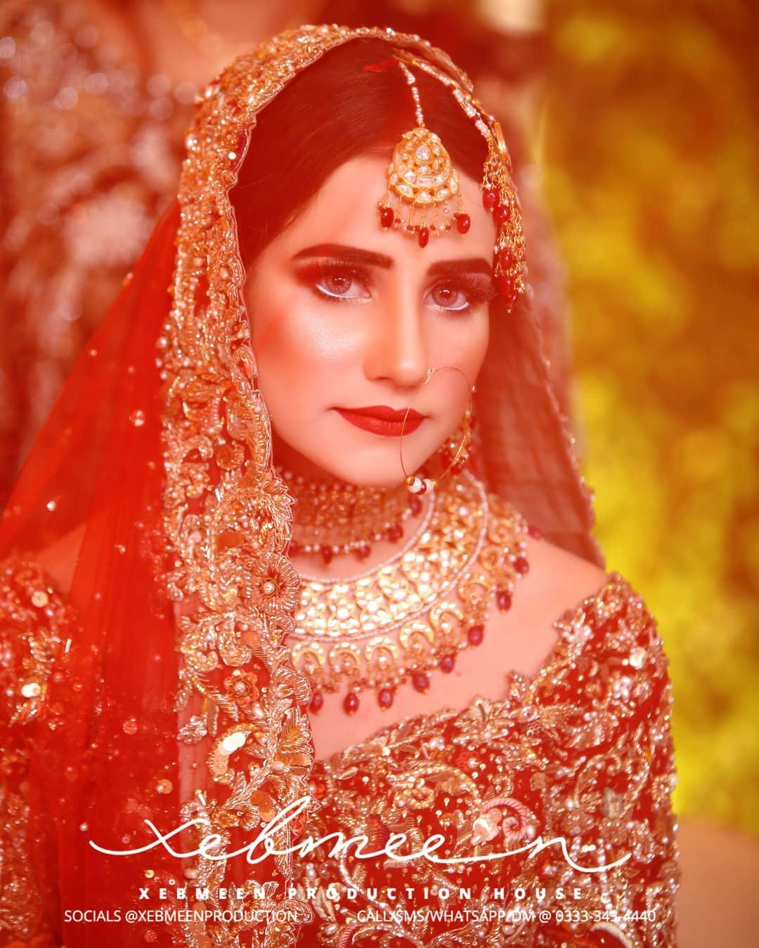 Saniya Shamshad Wedding Pictures 10