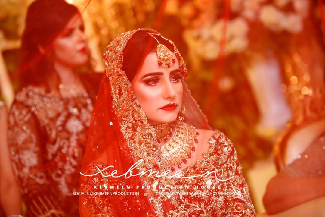 Saniya Shamshad Wedding Pictures 11