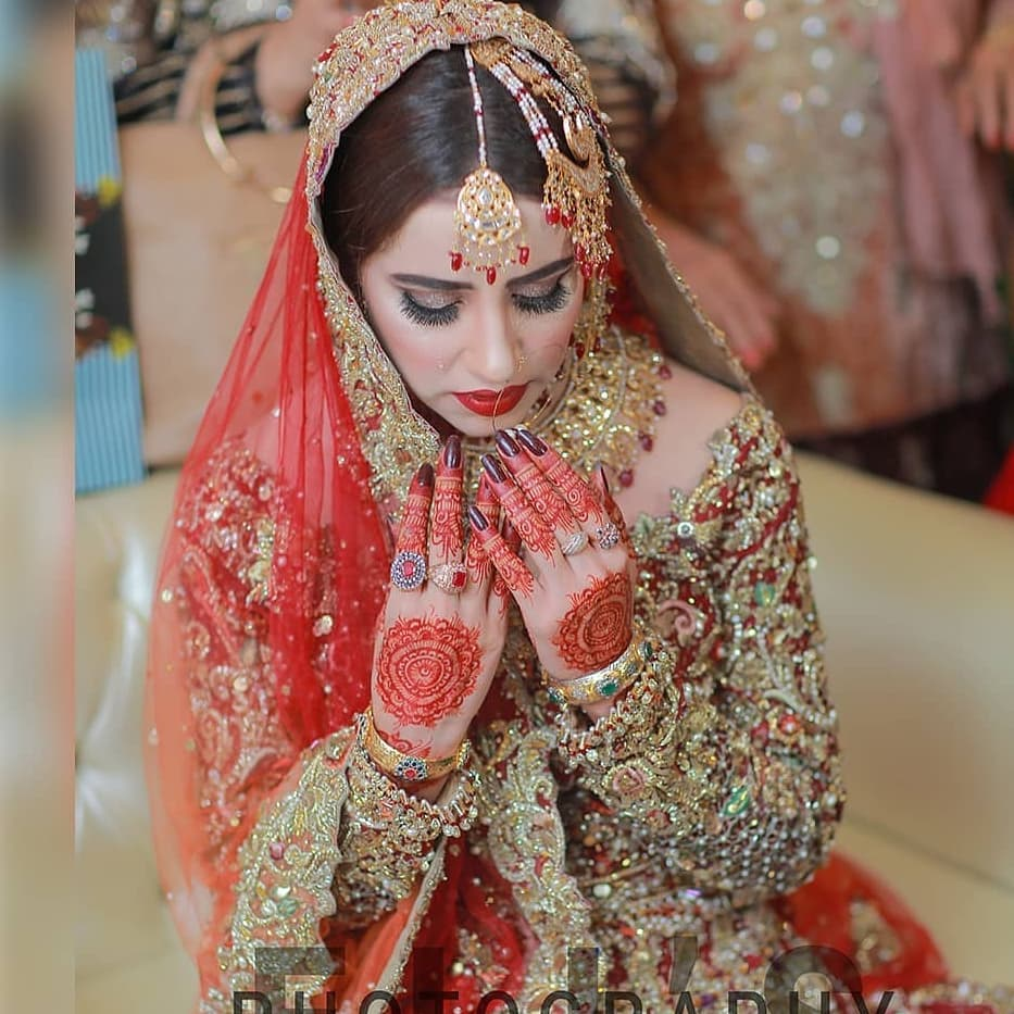 Saniya Shamshad Wedding Pictures 12