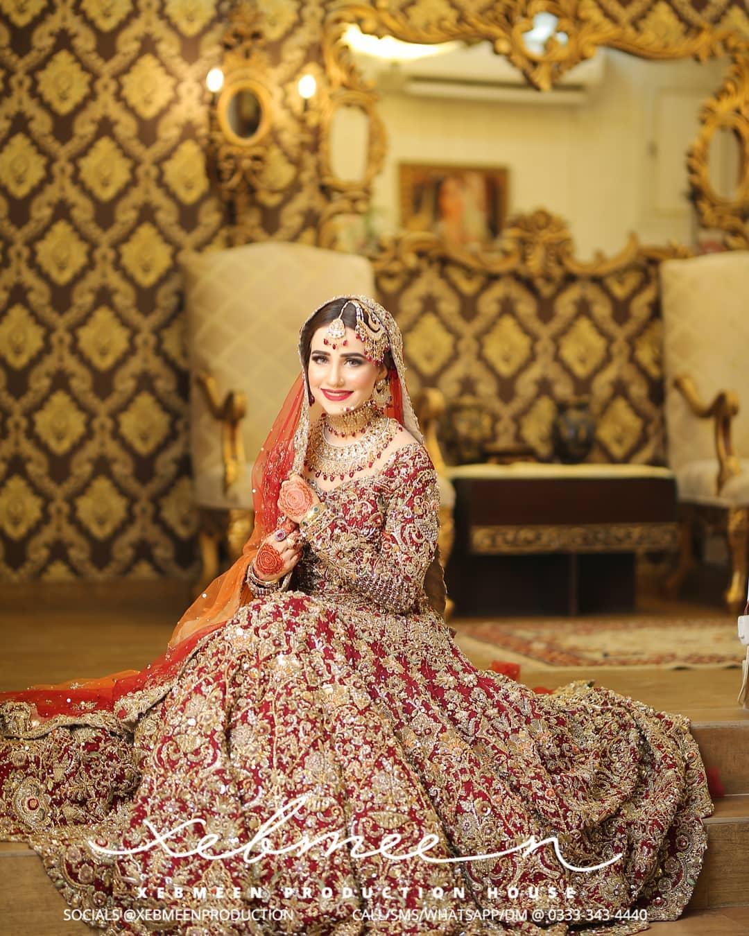 Saniya Shamshad Wedding Pictures 2