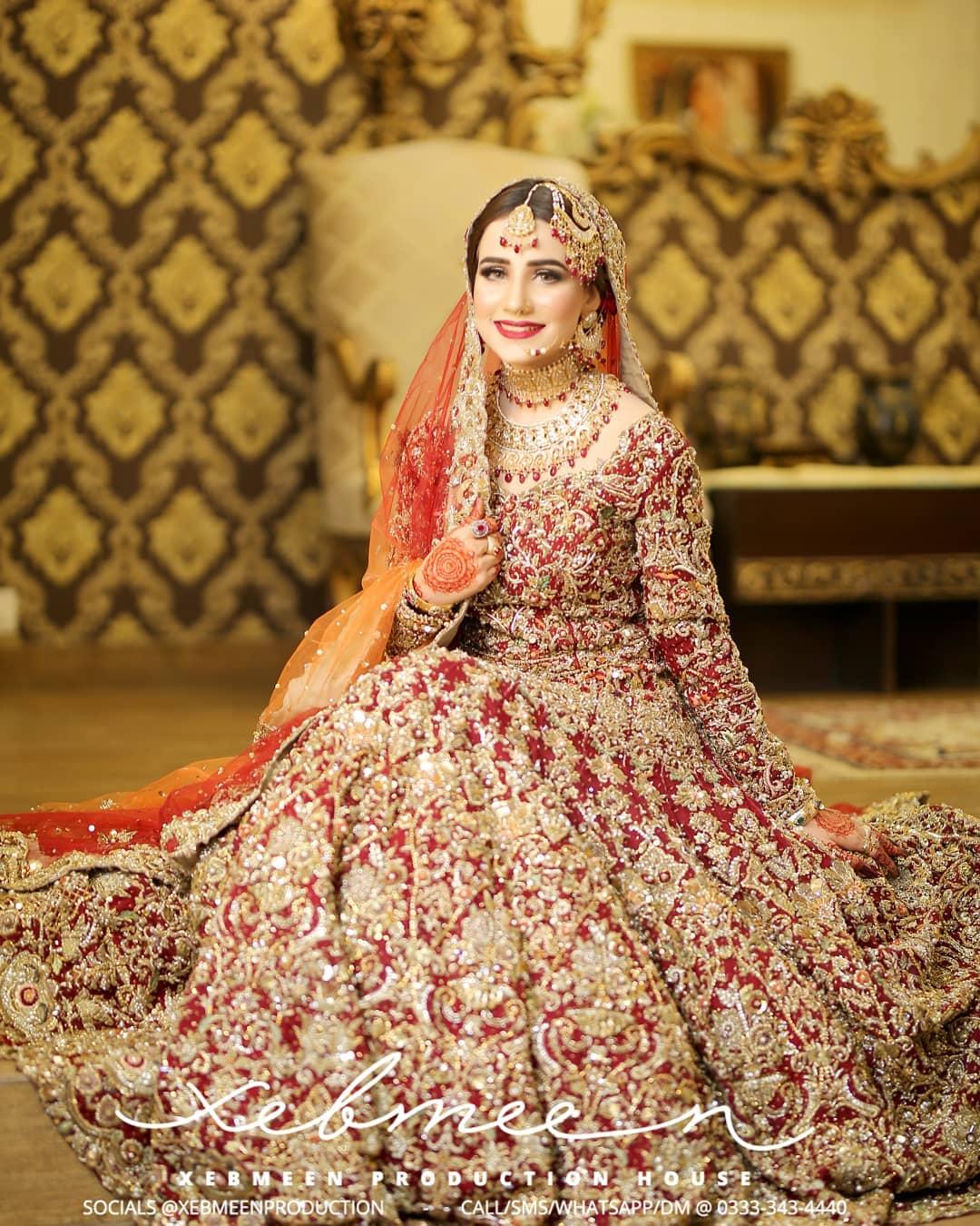 Saniya Shamshad Wedding Pictures 3