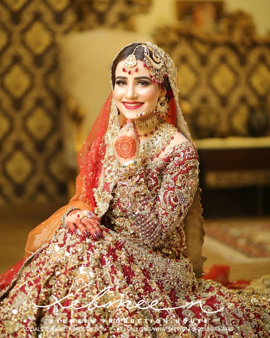 Saniya Shamshad Wedding Pictures 4
