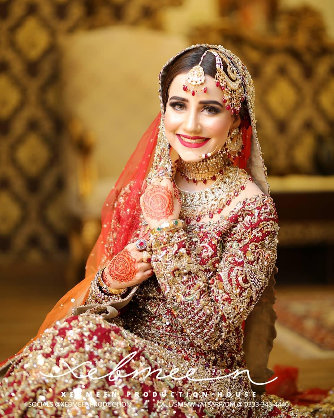 Saniya Shamshad Wedding Pictures 5