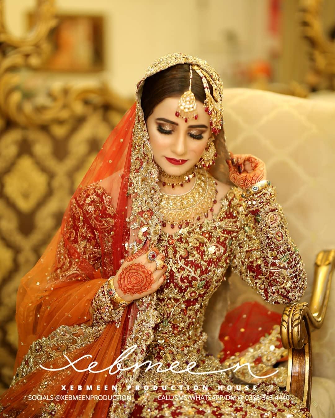 Saniya Shamshad Wedding Pictures 6