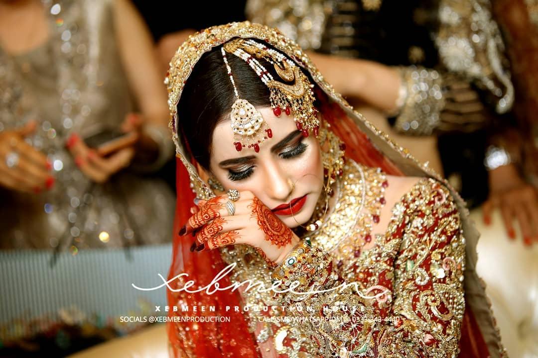 Saniya Shamshad Wedding Pictures 7