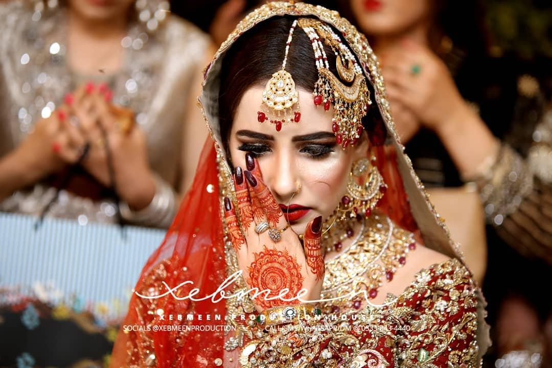 Saniya Shamshad Wedding Pictures 8