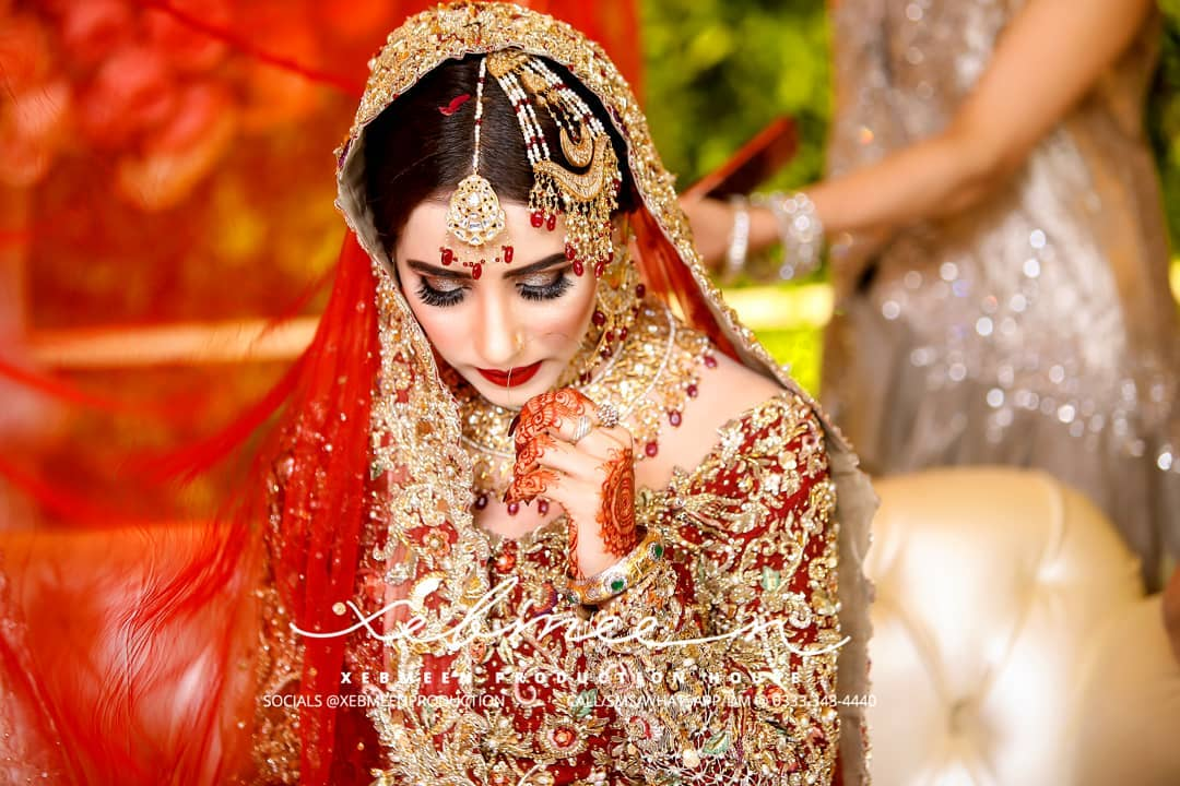 Saniya Shamshad Wedding Pictures 9