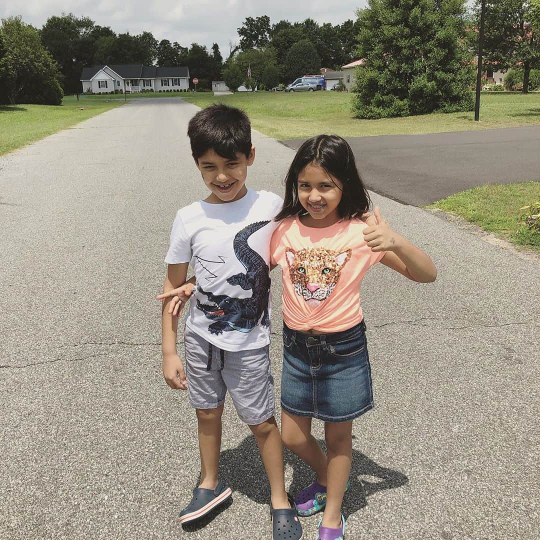Sunita Marshal Enjoying Vacations with her Kids in USA