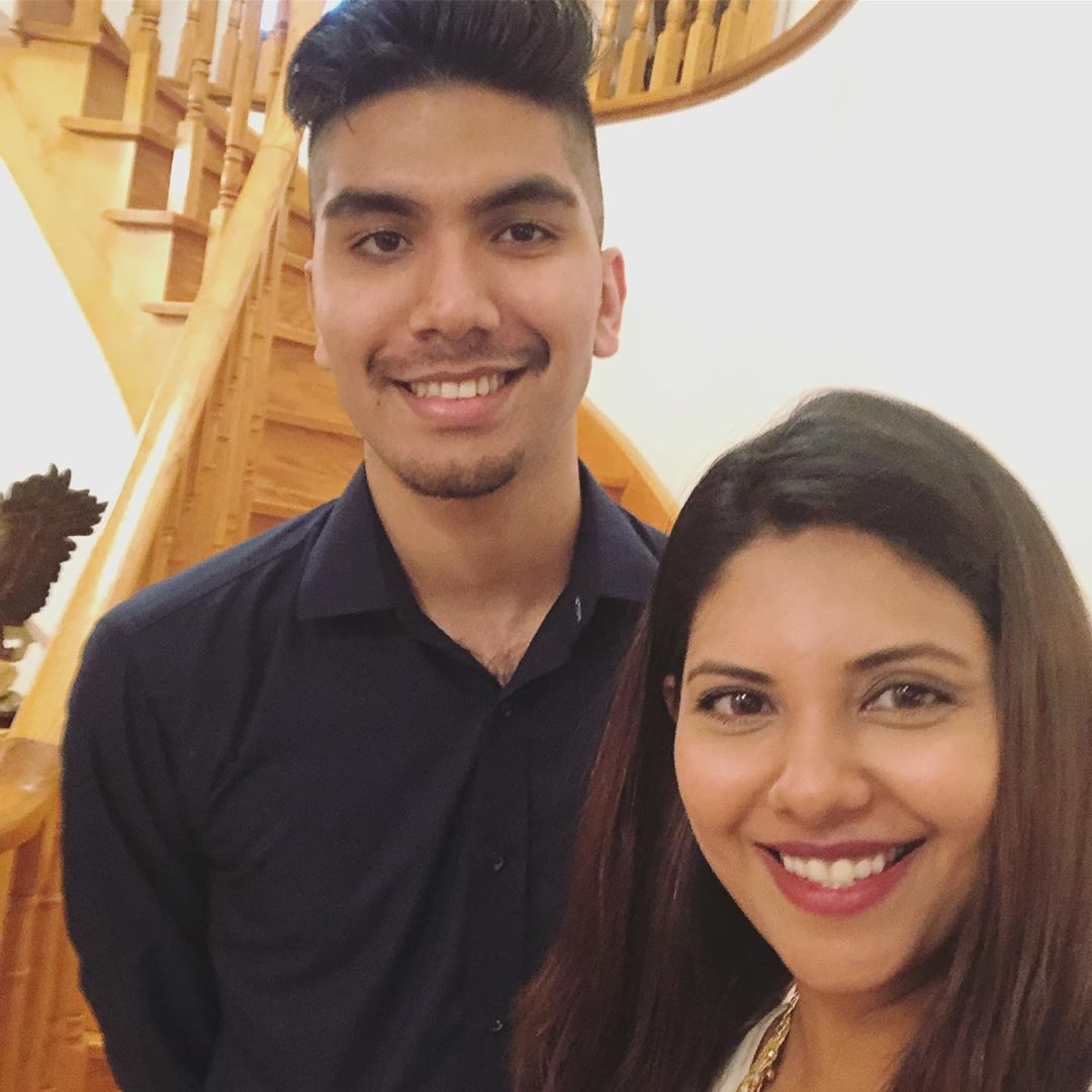 Sunita Marshal Family 4