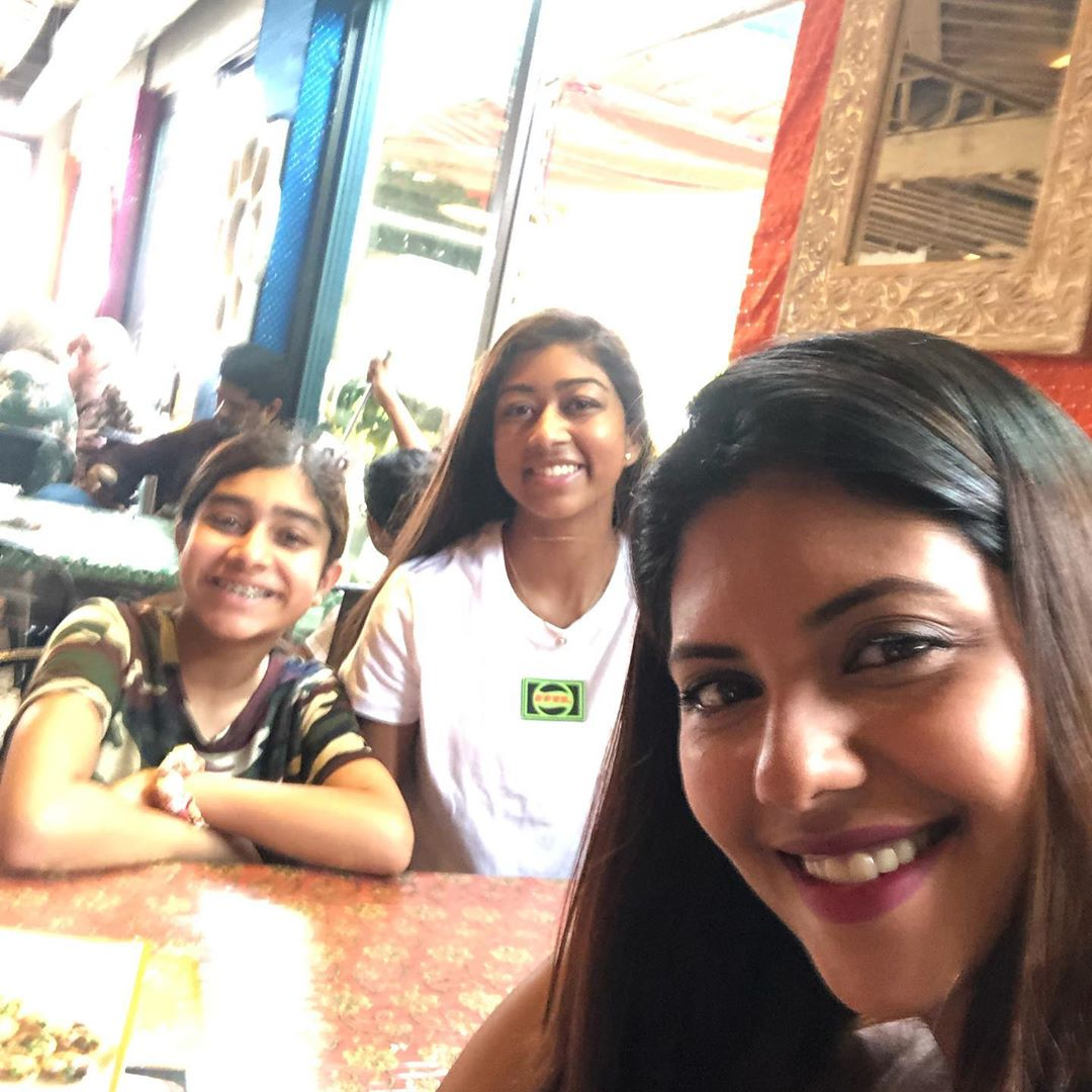 Sunita Marshal Family 5