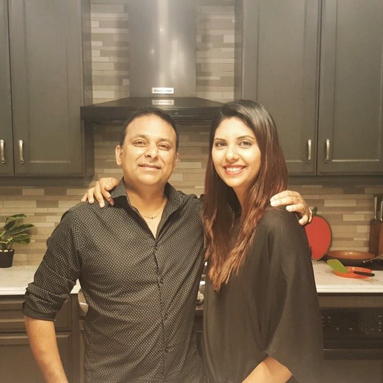 Sunita Marshal Family 6
